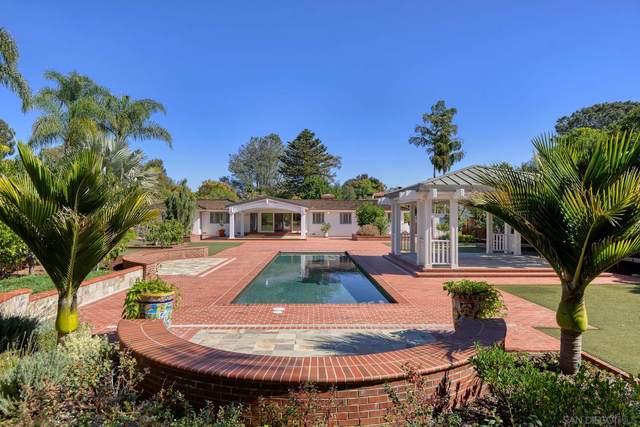 6070 La Jolla Mesa Dr, La Jolla, CA 92037 (#210029635) :: Neuman & Neuman Real Estate Inc.