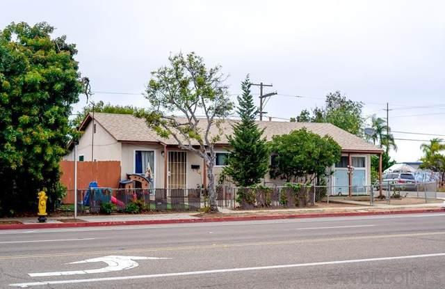 3570-72 Clairemont Mesa Blvd, San Diego, CA 92117 (#210029637) :: Windermere Homes & Estates