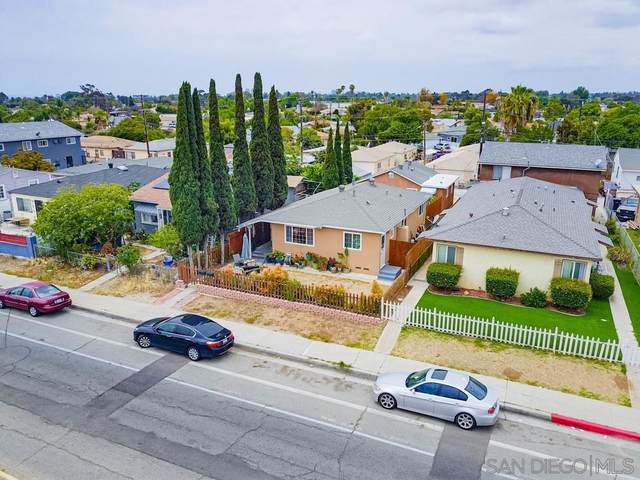 2836-2838 Fairmount Ave, San Diego, CA 92105 (#210029639) :: Neuman & Neuman Real Estate Inc.