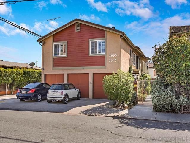 3005 Thorn St #2, San Diego, CA 92104 (#210029643) :: Neuman & Neuman Real Estate Inc.