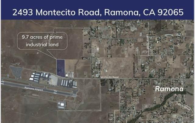 2493 Montecito Rd #13, Ramona, CA 92065 (#210029649) :: Neuman & Neuman Real Estate Inc.