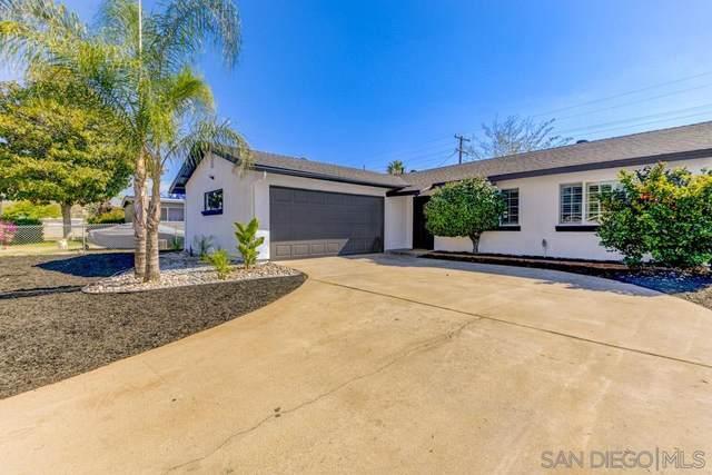 753 Farview, El Cajon, CA 92021 (#210029650) :: Neuman & Neuman Real Estate Inc.