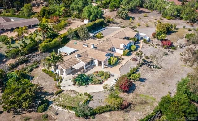 18038 Via De Fortuna, Rancho Santa Fe, CA 92067 (#210029653) :: Neuman & Neuman Real Estate Inc.