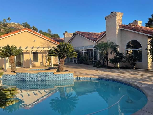 13150 Glen Circle Road, Poway, CA 92064 (#210029654) :: Neuman & Neuman Real Estate Inc.