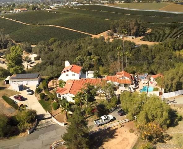 1690 Jackson Rd, Fallbrook, CA 92028 (#210029656) :: Neuman & Neuman Real Estate Inc.