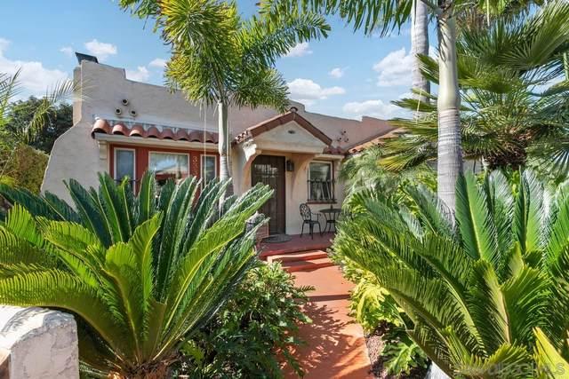 3336 Boundary Street, San Diego, CA 92104 (#210029694) :: Neuman & Neuman Real Estate Inc.