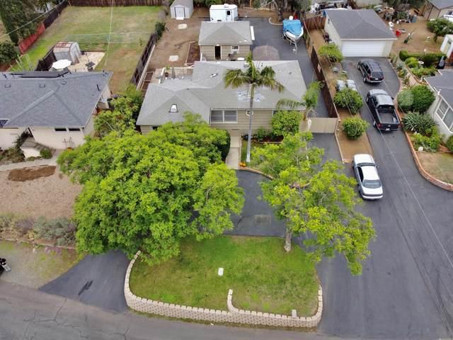 8545 Rockledge Rd, La Mesa, CA 91941 (#210029762) :: Neuman & Neuman Real Estate Inc.