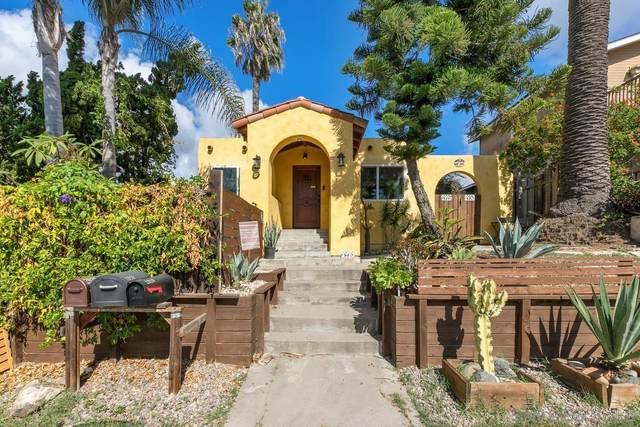 2926-30 B St, San Diego, CA 92102 (#210029766) :: Neuman & Neuman Real Estate Inc.
