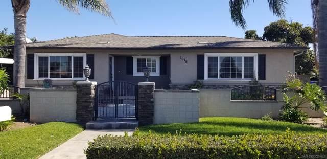 1015 Fifth Avenue, Chula Vista, CA 91911 (#210029843) :: Windermere Homes & Estates