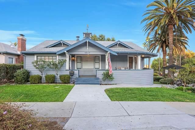 4517 Date Ave, La Mesa, CA 91941 (#210029879) :: Neuman & Neuman Real Estate Inc.