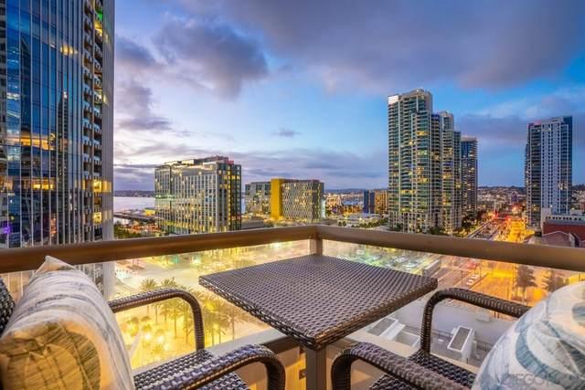 700 W E St #1303, San Diego, CA 92101 (#210029881) :: Neuman & Neuman Real Estate Inc.