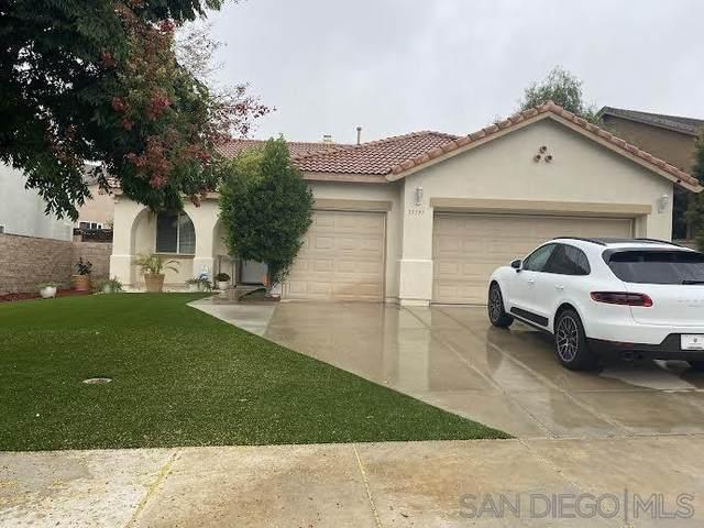 35397 Saguaro Drive, Winchester, CA 92596 (#210029884) :: Neuman & Neuman Real Estate Inc.