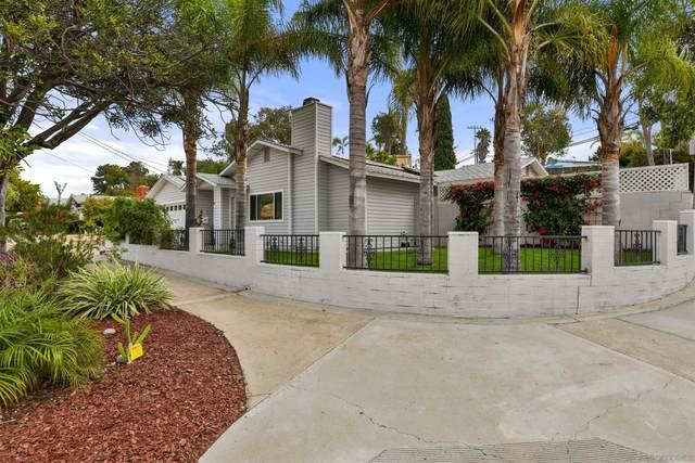 3509 Marlesta Dr, San Diego, CA 92111 (#210029889) :: Neuman & Neuman Real Estate Inc.