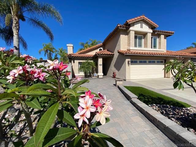 11467 Calle Simpson, El Cajon, CA 92019 (#210029897) :: Neuman & Neuman Real Estate Inc.