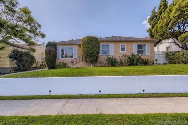 5176 E. Bedford Drive, San Diego, CA 92116 (#210029900) :: Neuman & Neuman Real Estate Inc.