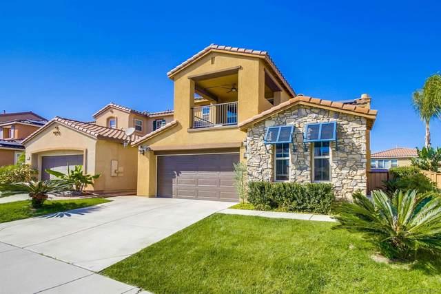 5116 Blue Horizon Pt, San Diego, CA 92154 (#210029906) :: COMPASS