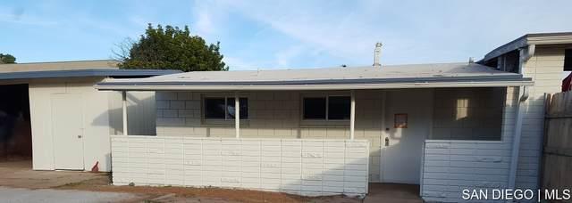 1207-9 Lyons Ln, El Cajon, CA 92021 (#SDC0000104) :: Wannebo Real Estate Group