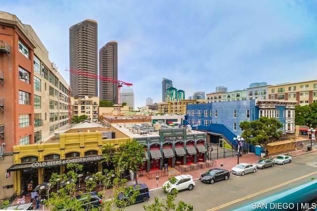 530 K St Unit 307, San Diego, CA 92101 (#SDC0000148) :: Zember Realty Group