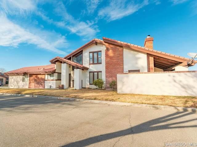 21300 Conklin Ct, California City, CA 93505 (#SDC0000210) :: Windermere Homes & Estates