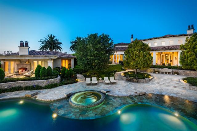 6853 Rancho Valencia Road, Rancho Santa Fe, CA 92067 (#160047271) :: The Yarbrough Group