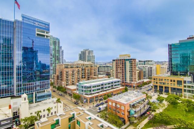 325 7th Avenue #1308, San Diego, CA 92101 (#170027793) :: Teles Properties - Ruth Pugh Group