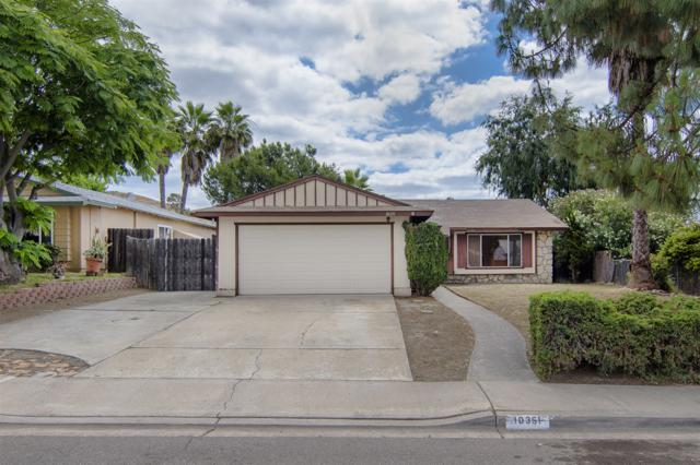 10351 Woodpark Drive, Santee, CA 92071 (#170027912) :: The Marelly Group | Realty One Group