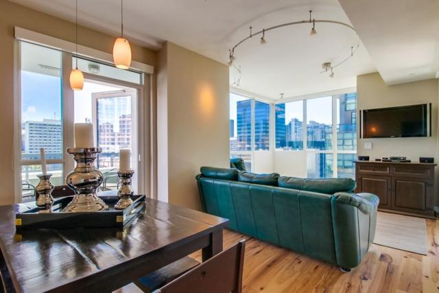 300 W Beech St #909, San Diego, CA 92101 (#170029921) :: The Yarbrough Group