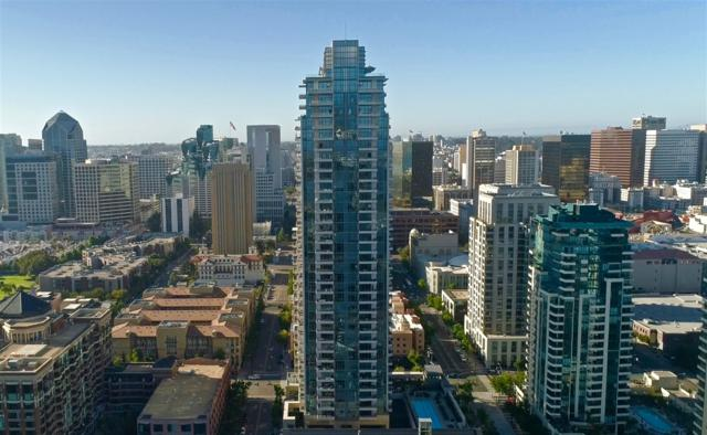 550 Front St #2405, San Diego, CA 92101 (#170031490) :: PacifiCal Realty Group