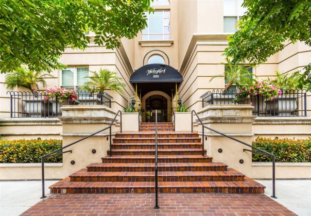 650 Columbia St #417, San Diego, CA 92101 (#170032875) :: Neuman & Neuman Real Estate Inc.