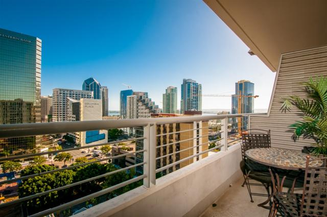 425 W Beech St #1502, San Diego, CA 92101 (#170036682) :: The Yarbrough Group