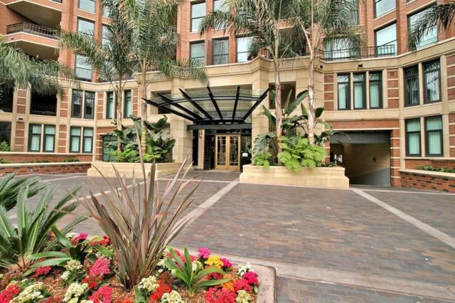 500 W Harbor Drive #404, San Diego, CA 92101 (#170042706) :: Teles Properties - Ruth Pugh Group