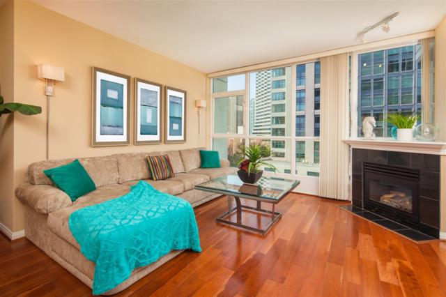 555 Front St #701, San Diego, CA 92101 (#170044337) :: Neuman & Neuman Real Estate Inc.