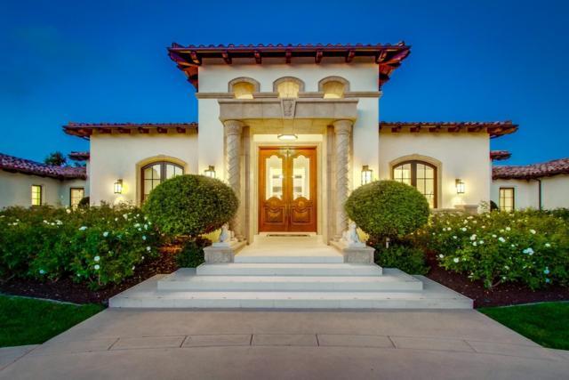 7164 Rancho La Cima Dr, Rancho Santa Fe, CA 92067 (#170048538) :: Klinge Realty