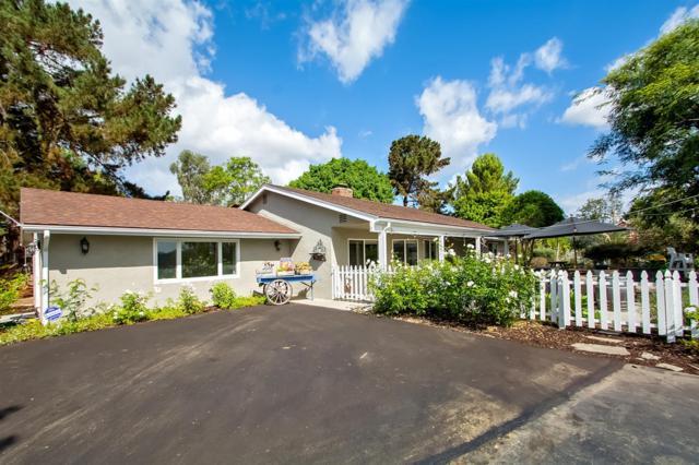 2210 Whisper Wind Lane, Encinitas, CA 92024 (#170049948) :: Hometown Realty