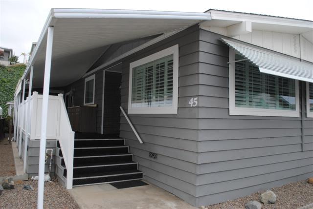 9500 Harritt Rd #45, Lakeside, CA 92040 (#170050038) :: Neuman & Neuman Real Estate Inc.