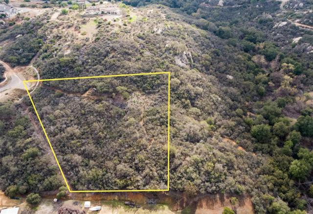 LOT 2 Mt Woodson Heights #2, Ramona, CA 92065 (#170051657) :: COMPASS