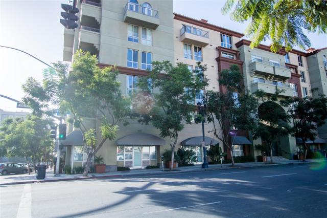 1501 Front St #116, San Diego, CA 92101 (#170052439) :: The Yarbrough Group