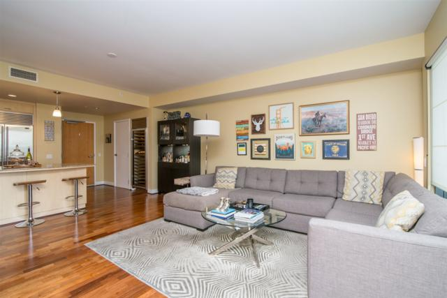 645 Front St #610, San Diego, CA 92101 (#170052855) :: Teles Properties - Ruth Pugh Group