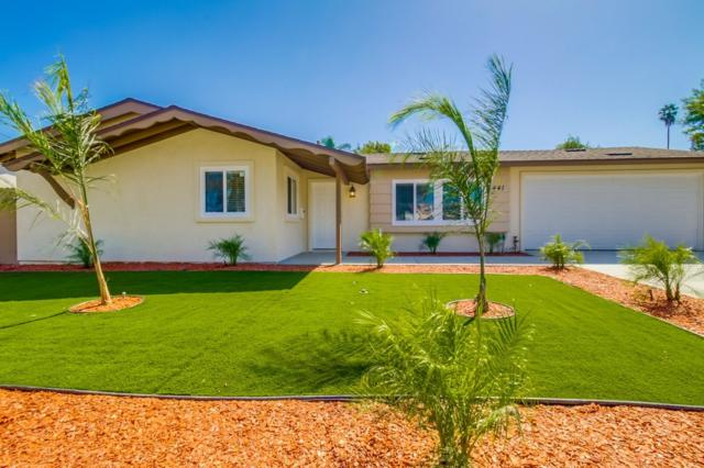 441 Parkbrook St, Spring Valley, CA 91977 (#170053443) :: Teles Properties - Ruth Pugh Group