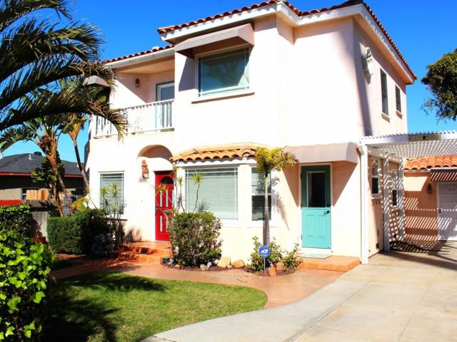 4684 Saratoga Avenue, San Diego, CA 92107 (#170056564) :: Welcome to San Diego Real Estate