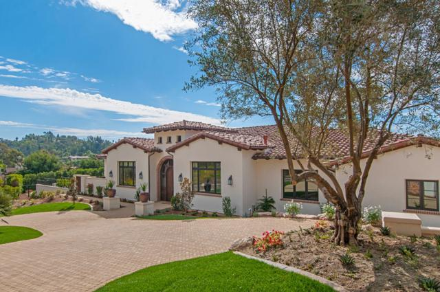 6763 Calle Del Cruce, Rancho Santa Fe, CA 92067 (#170058492) :: Klinge Realty