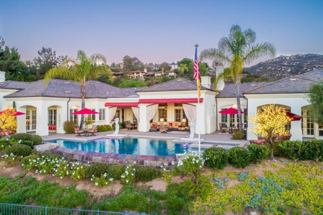 18130 Old Coach Dr, Poway, CA 92064 (#170058645) :: Coldwell Banker Residential Brokerage