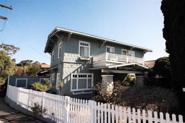 3855 Pringle St, San Diego, CA 92103 (#170058869) :: Keller Williams - Triolo Realty Group