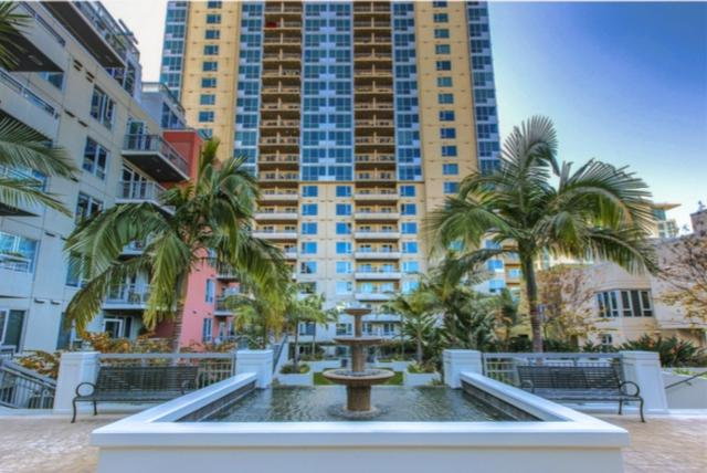 300 W Beech St #7, San Diego, CA 92101 (#170059233) :: Welcome to San Diego Real Estate