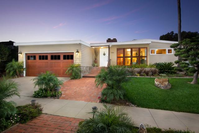 1016 Tarento Dr, San Diego, CA 92107 (#170059309) :: Coldwell Banker Residential Brokerage