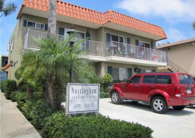4520 36th St #9, San Diego, CA 92116 (#170059447) :: Whissel Realty