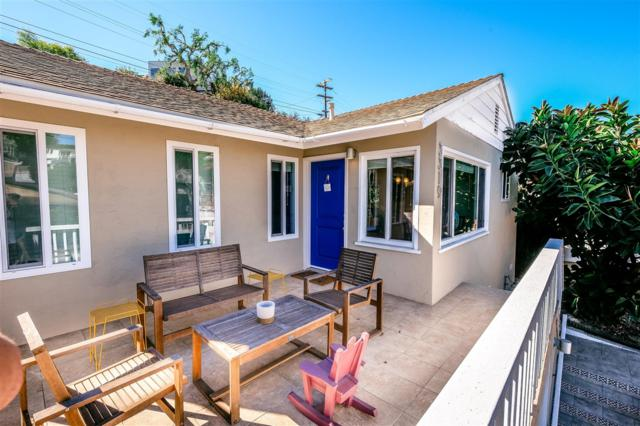3319 Canon, San Diego, CA 92106 (#170059791) :: Coldwell Banker Residential Brokerage