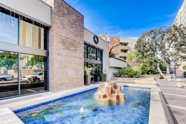 750 State St #124, San Diego, CA 92101 (#170060999) :: Kim Meeker Realty Group