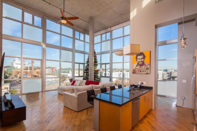 527 10Th Ave #707, San Diego, CA 92101 (#170062848) :: Whissel Realty