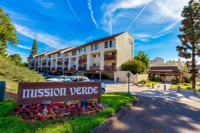 6131 Rancho Mission Road #117, San Diego, CA 92108 (#180002459) :: Whissel Realty